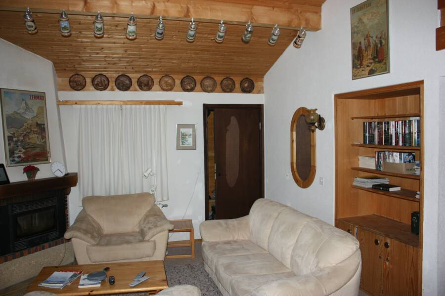 authentic chalet rental