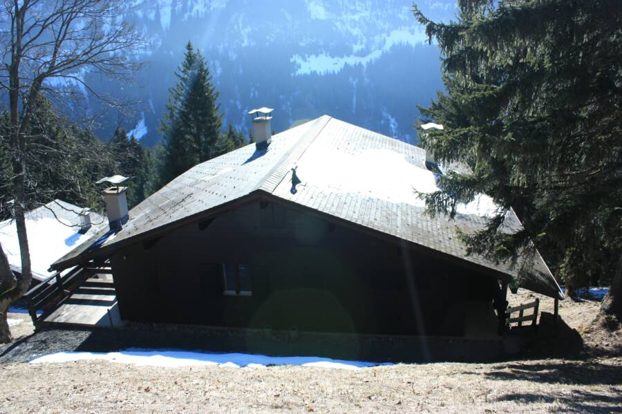 Swiss chalet rental