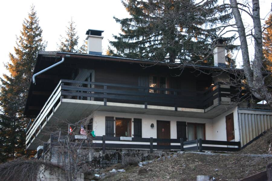 Villars vacation chalet rental